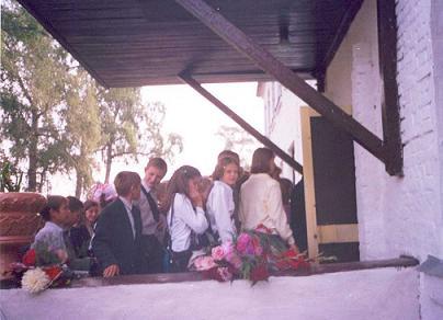 Відкриття гімназії 2 вересня 2002 р.